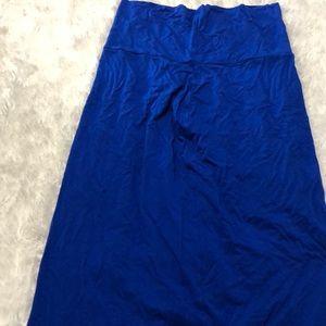 Dresses & Skirts - Maxi skirt with slit